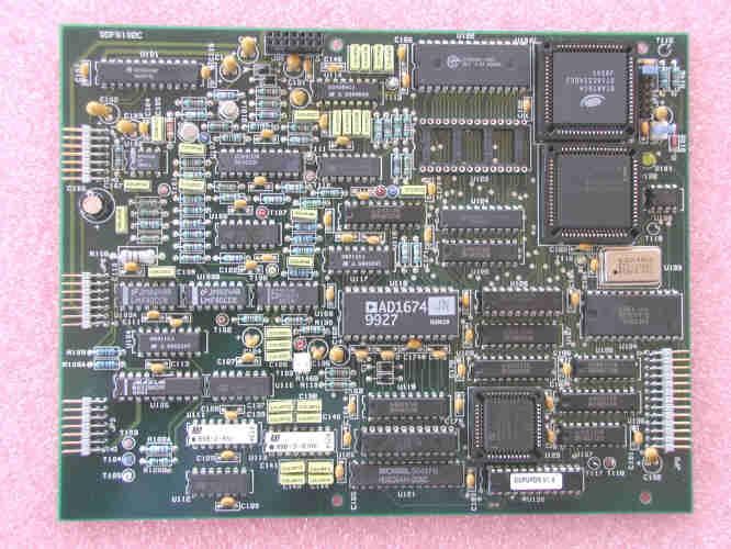 Identify DDF6000 and DDF6100 series hardware: DDF6102C used in DDF6000C and DDF6100C